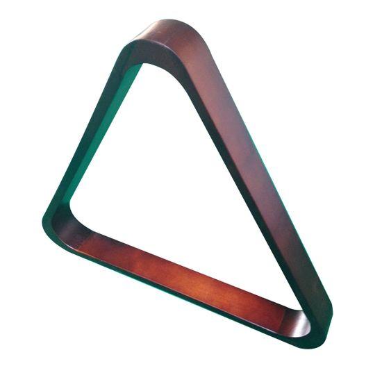 Triangel in Mahagoni Pool – Bild 1