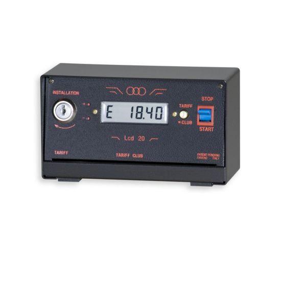 Zeitabrechnung, LCD20