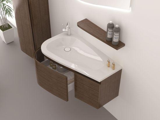 Monaco Waschtisch-Set 90 cm  – Bild 4