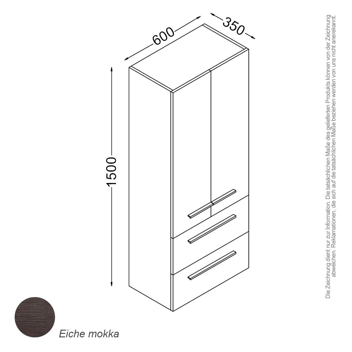 Madrid  Schrank 150 cm
