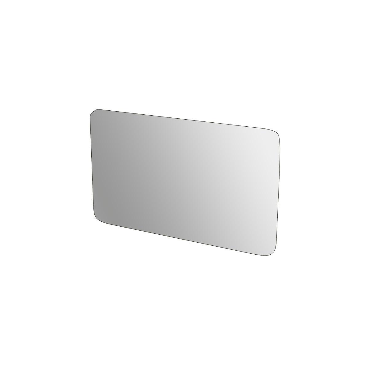 Spiegel 75 cm ungerahmt
