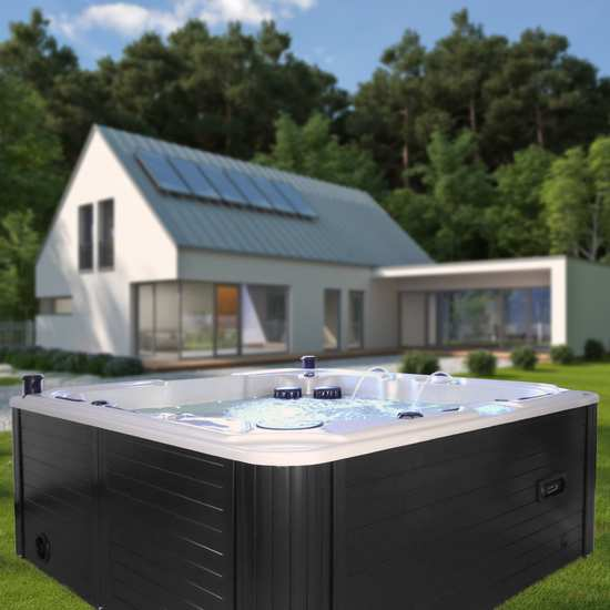 AKTION!!!  Aquaspring Whirlpool - 1803 – Bild 1