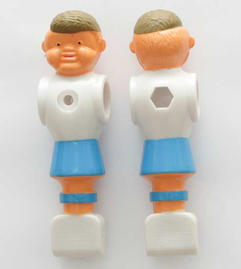Spieler weiß/ blau II